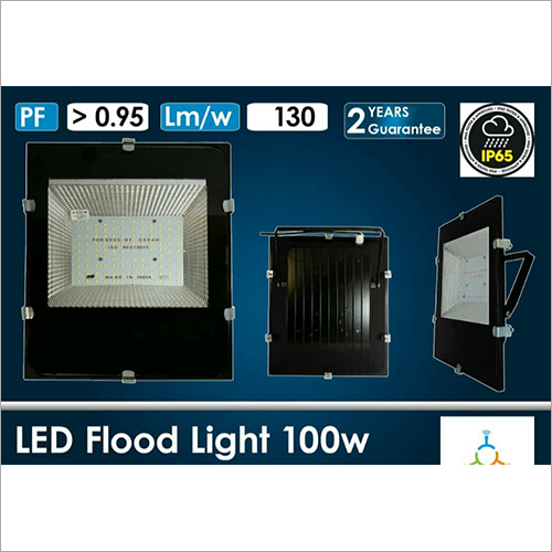 IP 65 100 Watt LED Flood Light