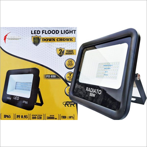 IP 66 50 Watt LED 50 HZ Flood Light