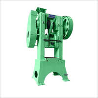H Frame Press With Rolling Key Clutch