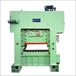 Two Point H Frame Ungeared High Speed Press