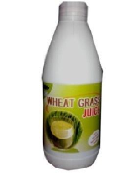 Wheatgrass Pineapple