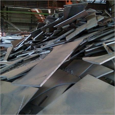 Metal sheet scrap