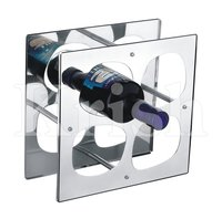 4 Wine Bottle Holder - Squared