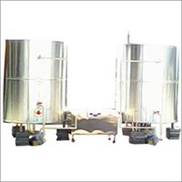 Industrial Water Heating And Cooling System