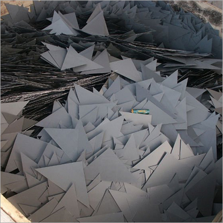 Galvanized Metal Sheet Scrap