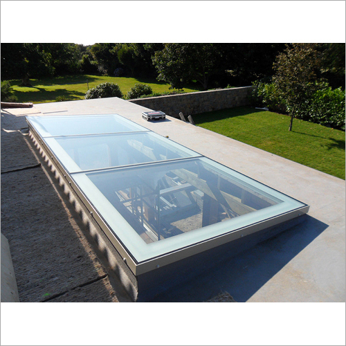 Laminated Aluminium Glass Window
