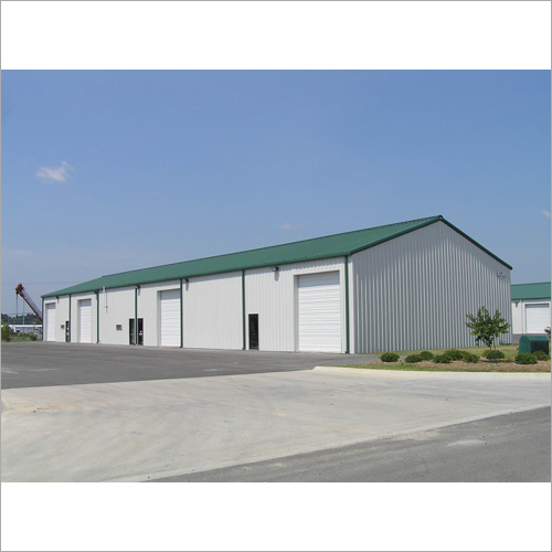 Industrial Prefab Structure