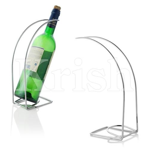 Wire Wine Bottle holder - Poush