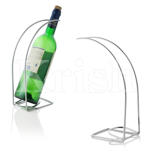 Wire Wine Bottle holder - Poush