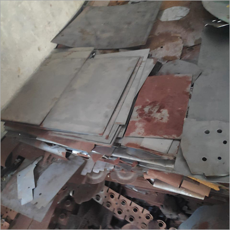CRC Sheet Metal Cutting Scrap