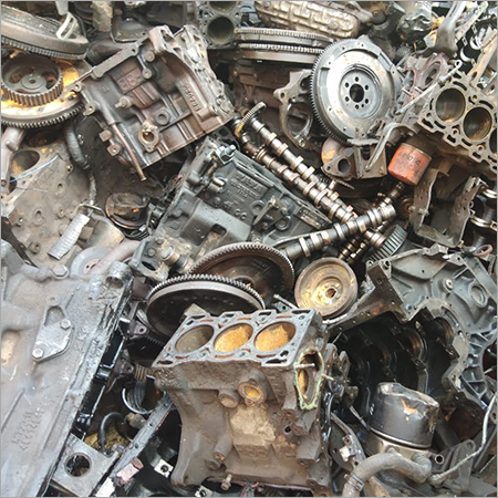 Maruti CRC Sheet Metal Scrap