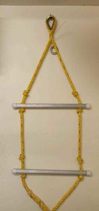 Aluminium Rungs Rope Ladder