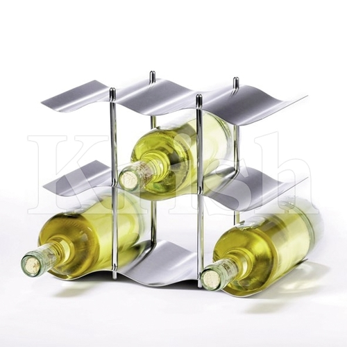 9 Wine Bottle Holder - Trio