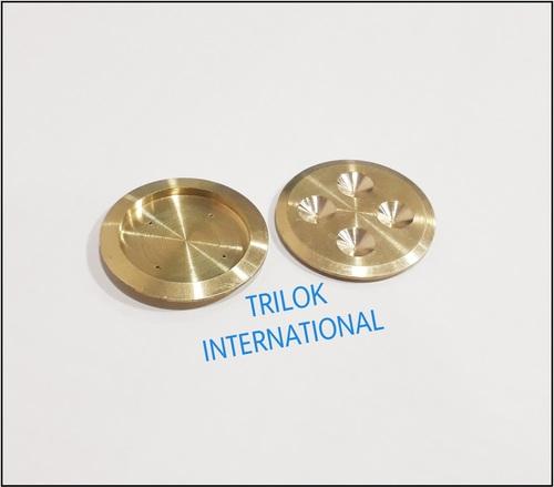 Brass LPG Coin