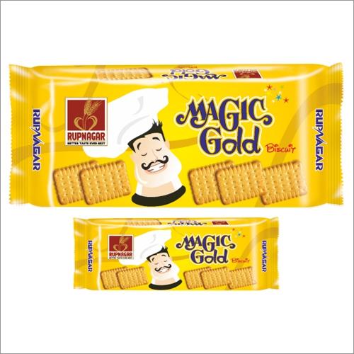 Magic Gold Biscuit