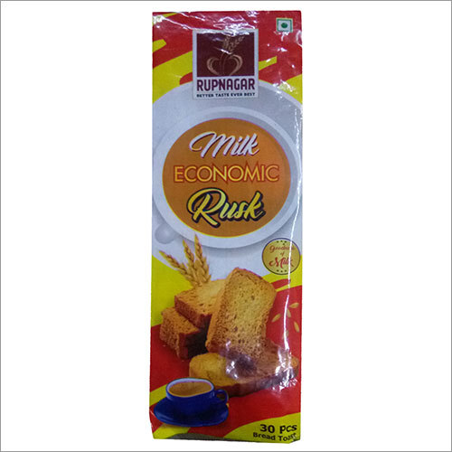Milk Economic Rusk Biscuit