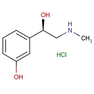 Phenylephrine hydrochloride