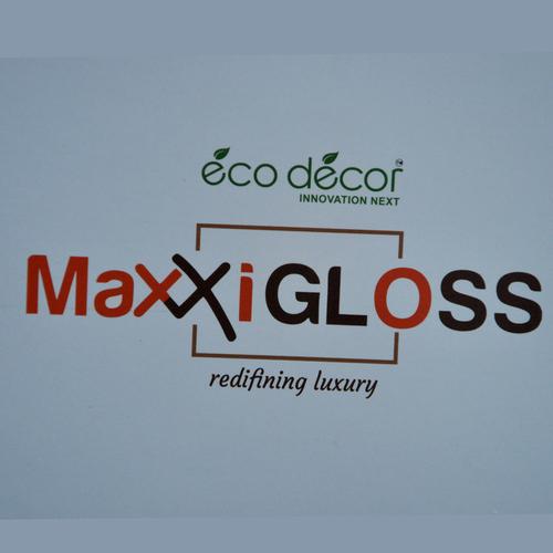 Maxxigloss Pvc laminate Sheet