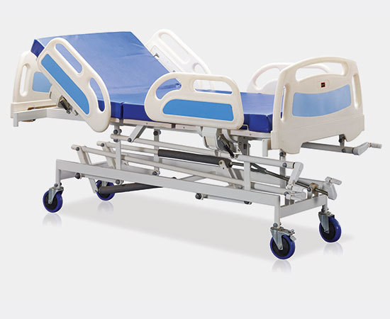 Icu Bed Five Functional Manual