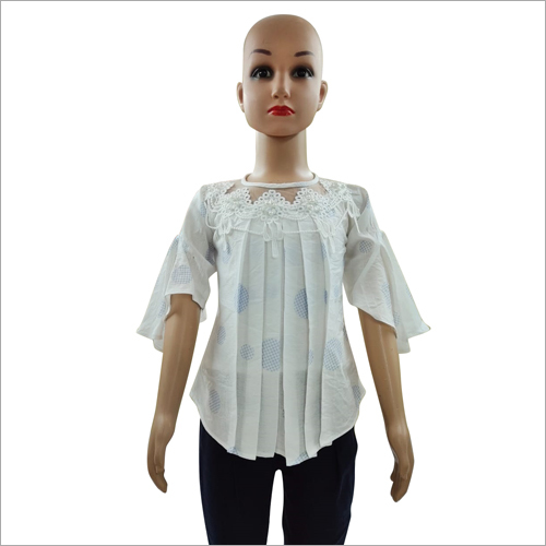 Girls Party Wear Top