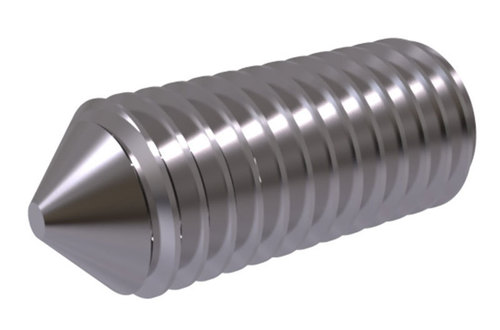 Cone Point Grub Screw Set
