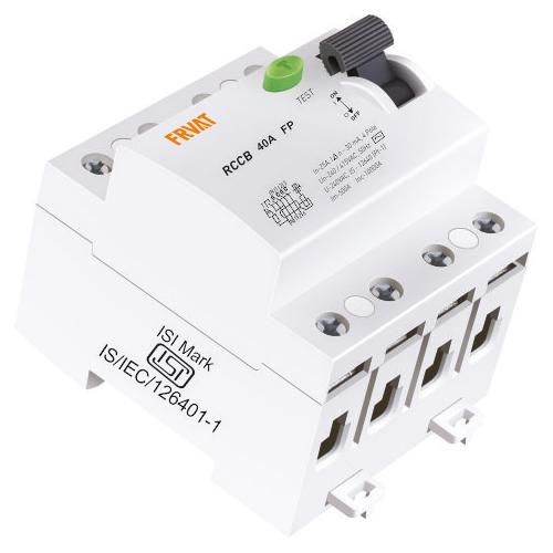 Residual Current Circuit Breaker FP