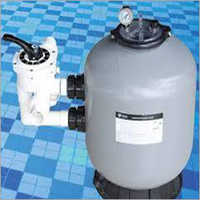 Swimming Pool Filter Plant