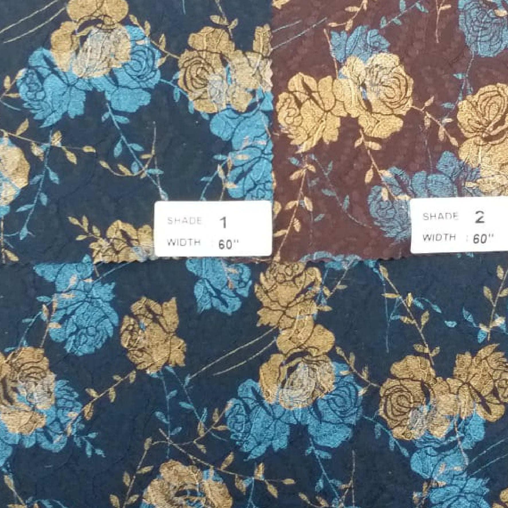 Jacquard Cotton Fabric