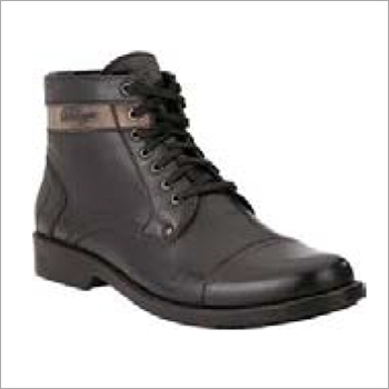 Mens Black Boots