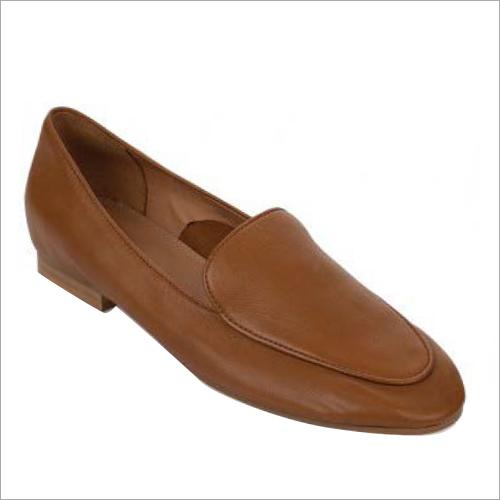 Ladies Brown Loafers