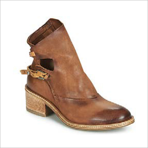 Ladies High Ankle Boots