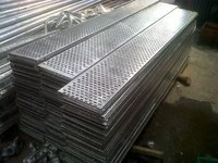 MS Hot dip galvanized Perforated cable tray