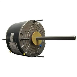 1 HP Single Phase Air Conditioner Fan Motor