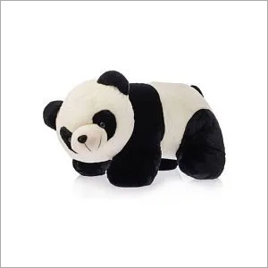 Black And White Panda Soft Toy