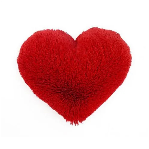 Heart Shaped Soft Cushion