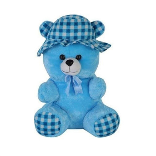 3 Feet Cute Blue Soft Teddy Bear