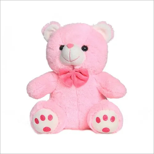 Pink Teddy Bear Soft Toys