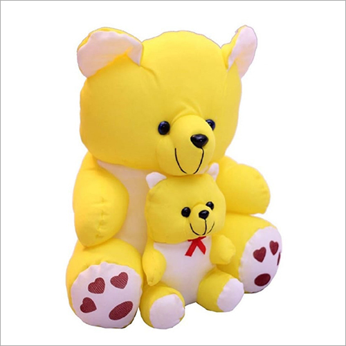 Yellow Soft Teddy Bear