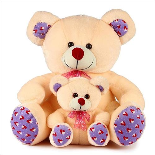 Cream Color Teddy Bear Soft Toys