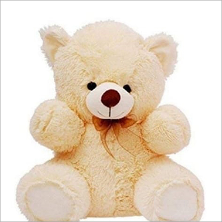 Cream Color Soft Teddy Bear