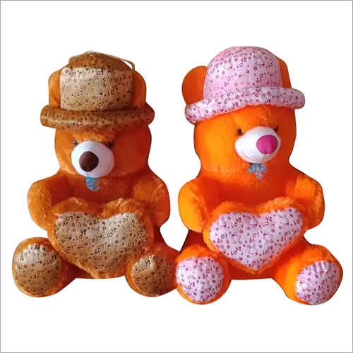 Sitting Love Teddy Soft Toys