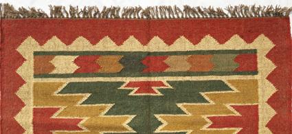 Handmade Kilim Floor Rug