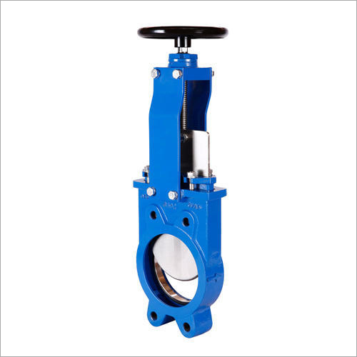 Stainless Steel Knife Edge Gate Valve
