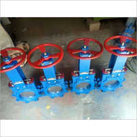Gate Knife Valve