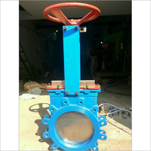 Knife Edge Slide Gate Valve