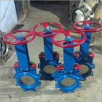 Manual Stainless Steel Knife Gate Valves