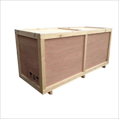 Wooden Seaworthy Packing Box