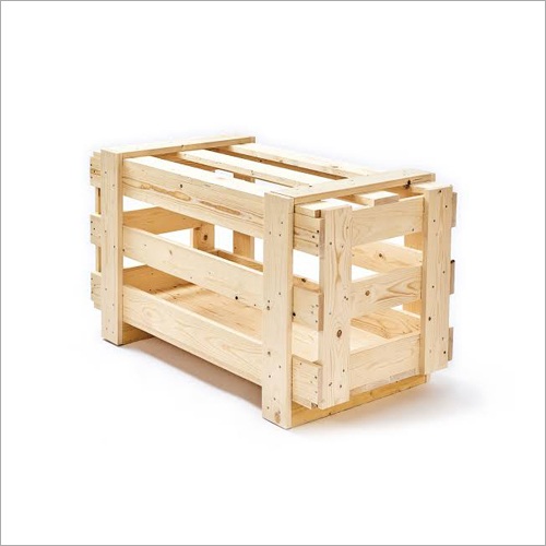 Wooden Pallet Crate Box