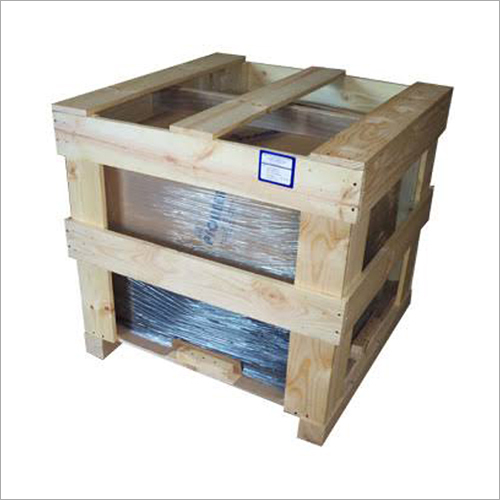 Wooden Pallet Crate Packaging Box