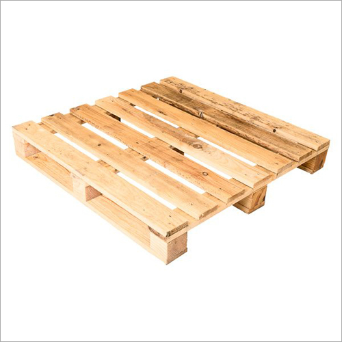 Wooden Warehouse Pallet